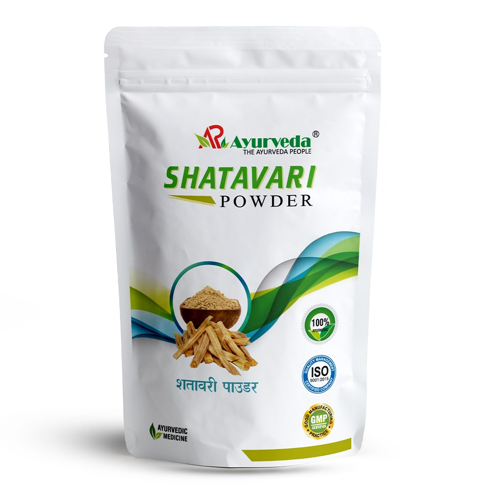 Shatavari Powder- Ayurvedic Stamina Booster Powder