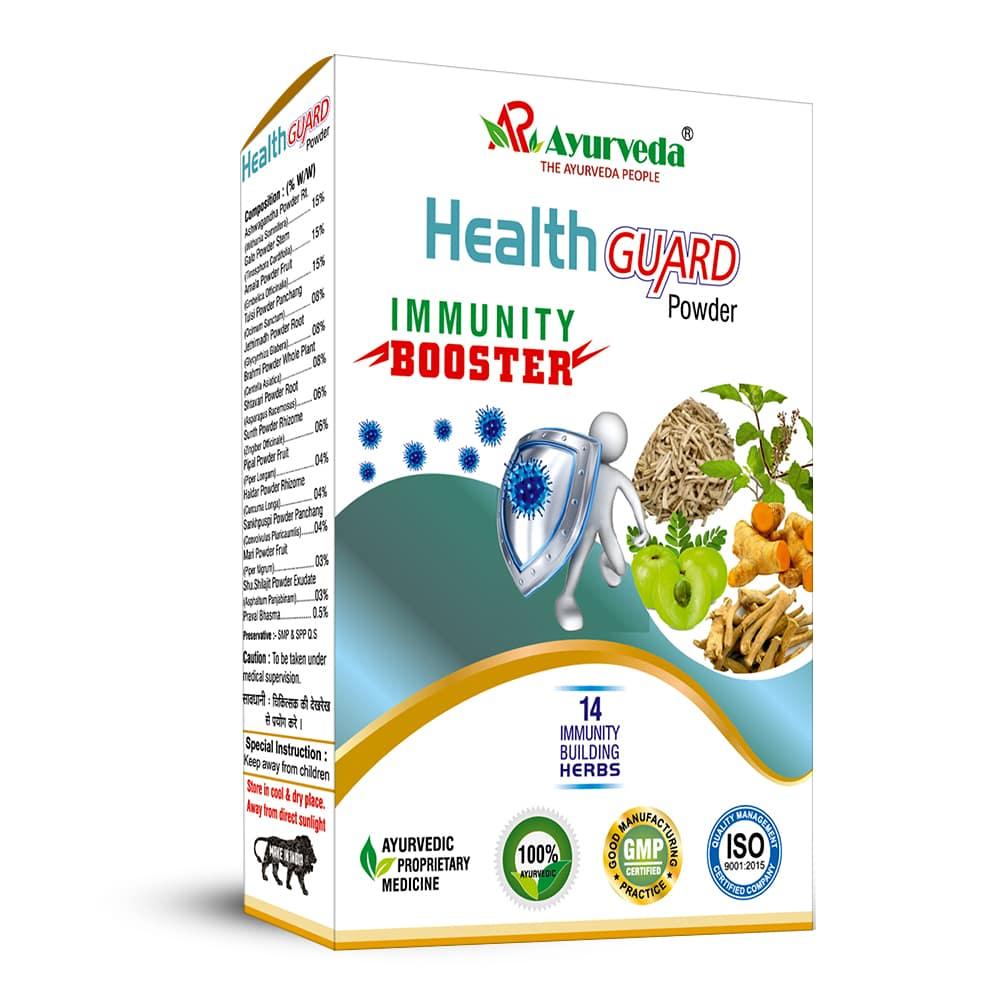 Health Guard powder- ayurvedic immunity booster powder