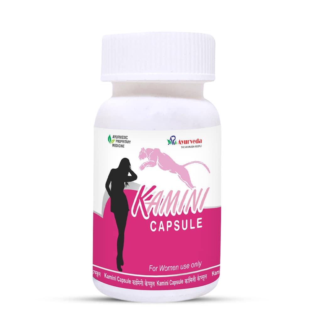 Kamini Capsule- Sexual Wellness Capsules for Female